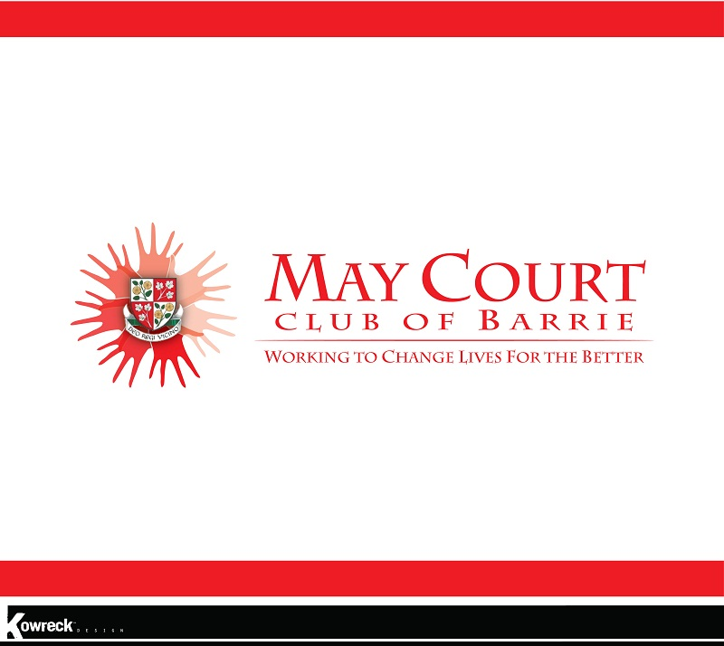 Logo Design by kowreck - Entry No. 154 in the Logo Design Contest New Logo Design for MAY COURT CLUB OF BARRIE.