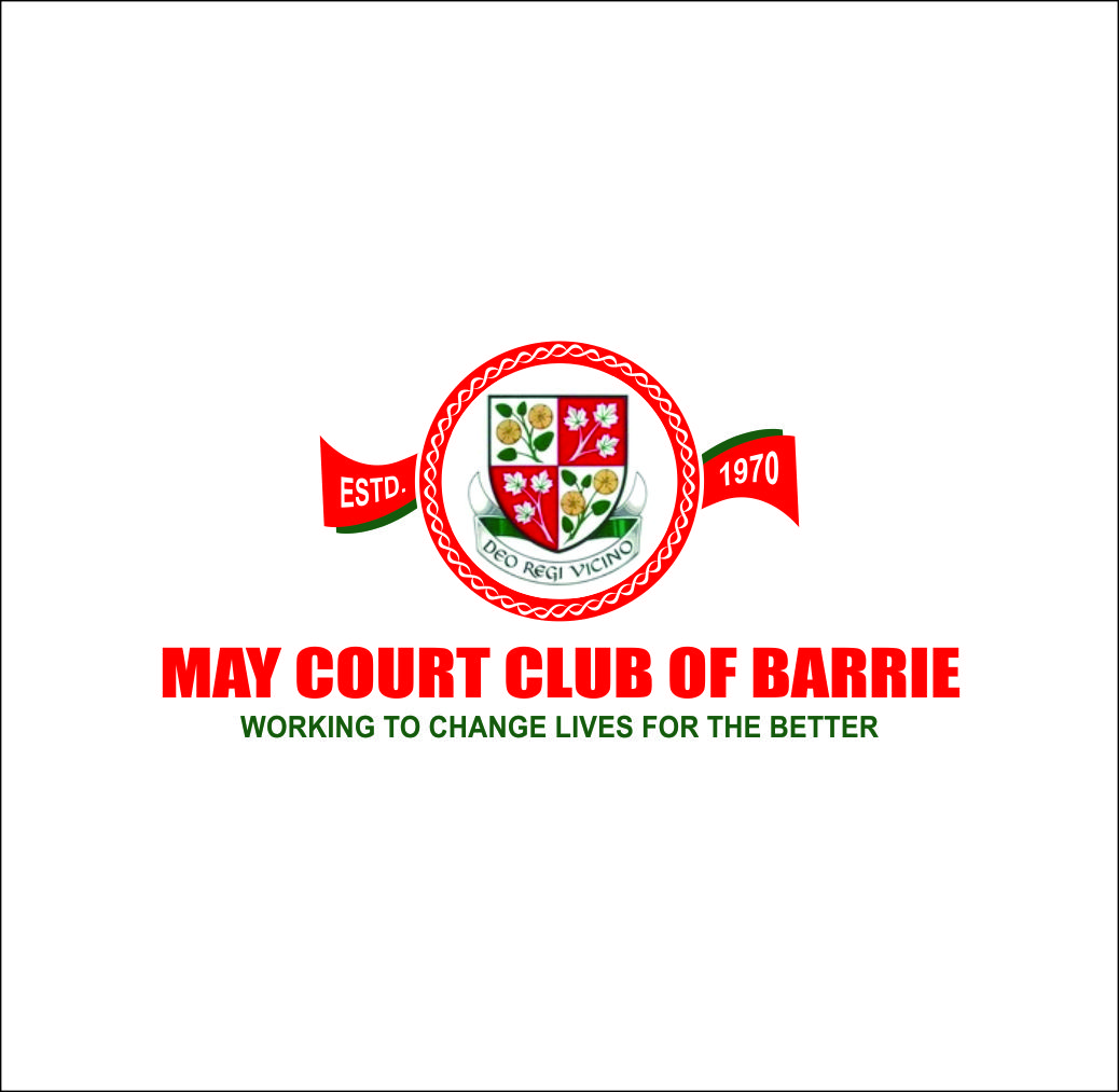 Logo Design by Shankar Rai - Entry No. 156 in the Logo Design Contest New Logo Design for MAY COURT CLUB OF BARRIE.