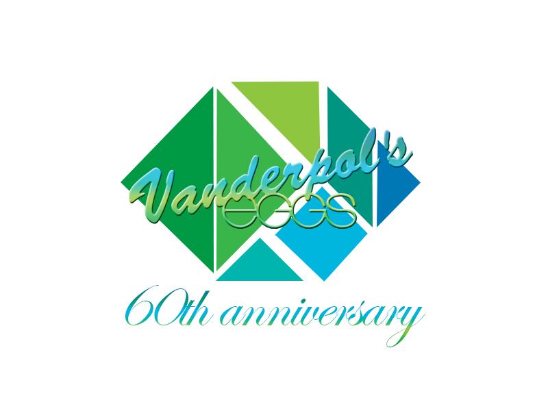 Logo Design by Mythos Designs - Entry No. 20 in the Logo Design Contest Unique Logo Design Wanted for Vanderpols Eggs Ltd.