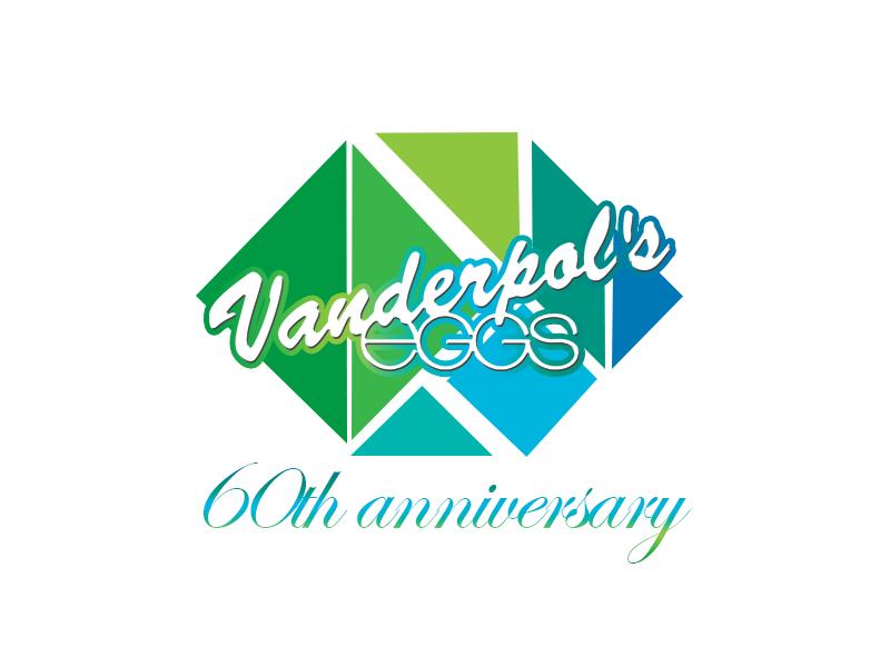 Logo Design by Mythos Designs - Entry No. 23 in the Logo Design Contest Unique Logo Design Wanted for Vanderpols Eggs Ltd.