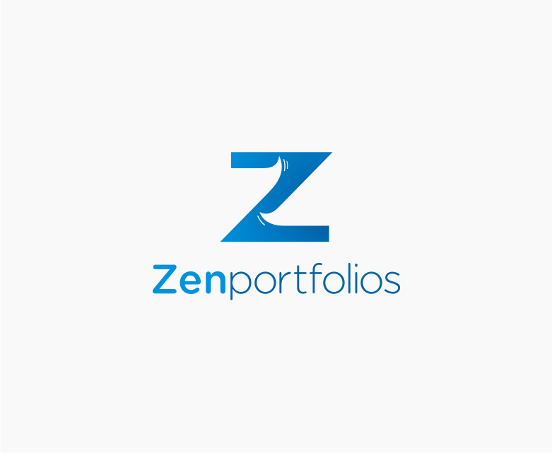 Logo Design by graphicleaf - Entry No. 139 in the Logo Design Contest New Logo Design for ZEN Portfolios.