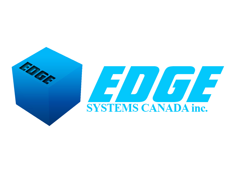 Logo Design by Mythos Designs - Entry No. 35 in the Logo Design Contest New Logo Design for Edge Systems Canada Inc.