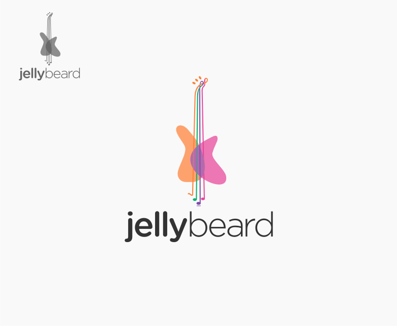 Logo Design by graphicleaf - Entry No. 72 in the Logo Design Contest jellybeard Logo Design.