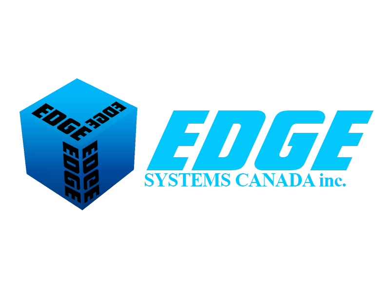 Logo Design by Mythos Designs - Entry No. 36 in the Logo Design Contest New Logo Design for Edge Systems Canada Inc.