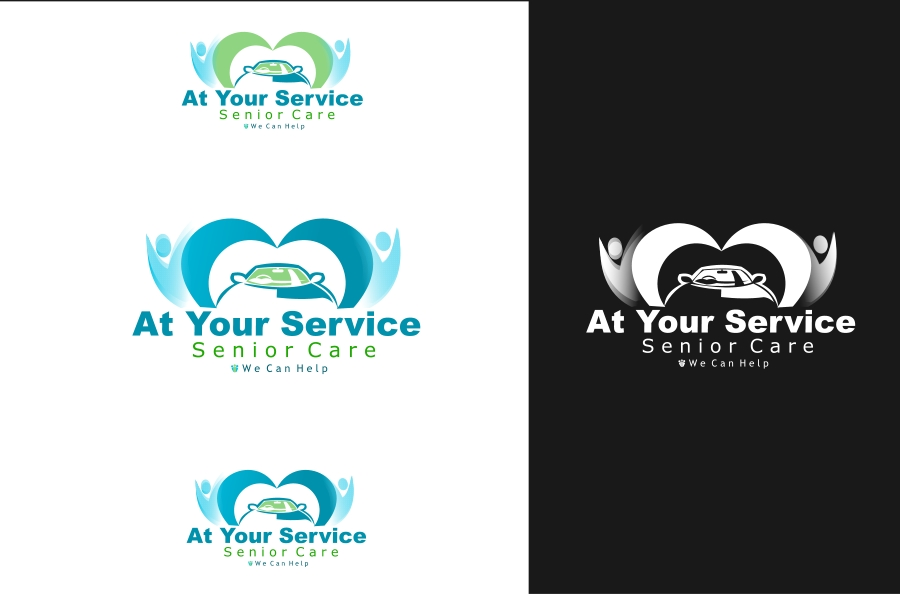 Logo Design by Private User - Entry No. 56 in the Logo Design Contest Care To Go Services.