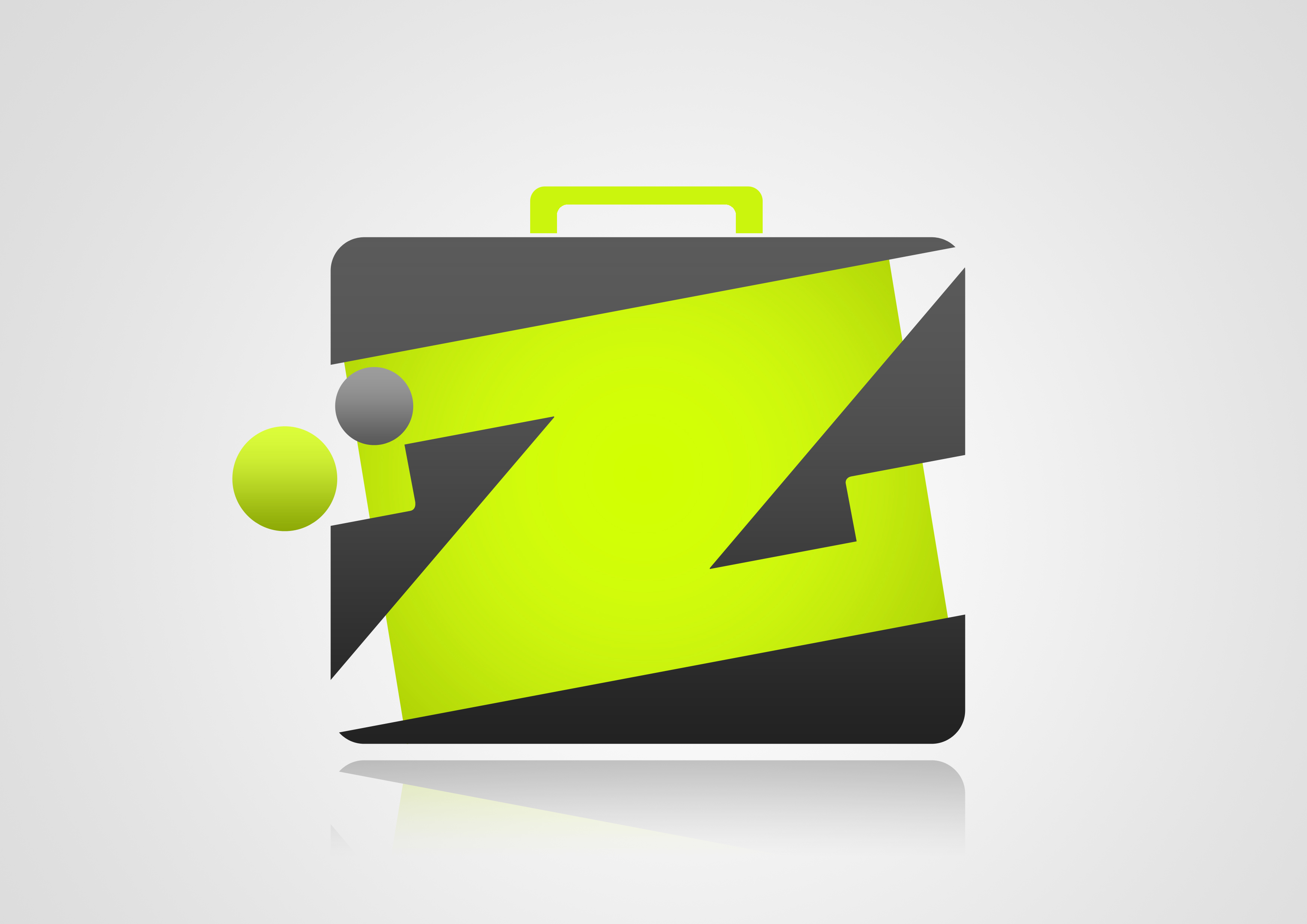 Logo Design by Kenneth Joel - Entry No. 141 in the Logo Design Contest New Logo Design for ZEN Portfolios.