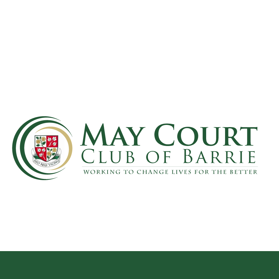 Logo Design by Edward Goodwin - Entry No. 163 in the Logo Design Contest New Logo Design for MAY COURT CLUB OF BARRIE.