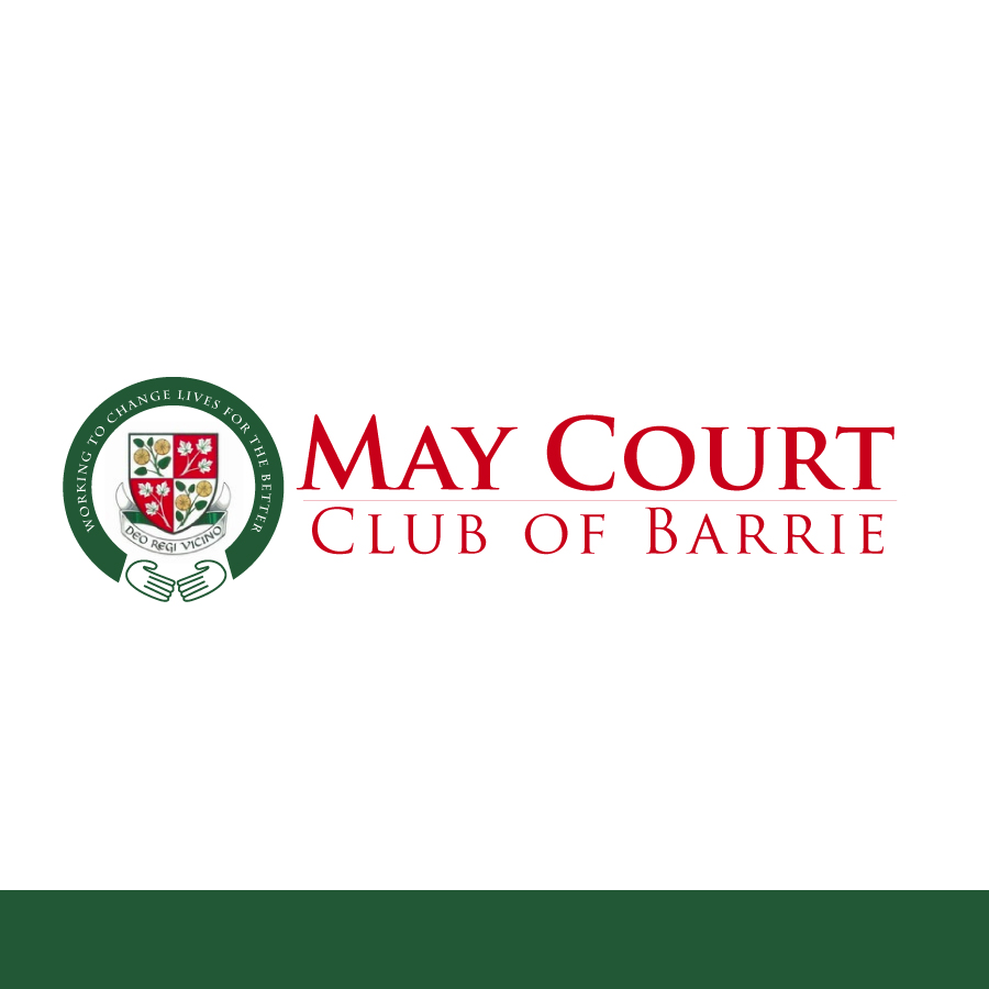 Logo Design by Edward Goodwin - Entry No. 164 in the Logo Design Contest New Logo Design for MAY COURT CLUB OF BARRIE.