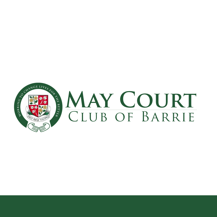 Logo Design by Edward Goodwin - Entry No. 165 in the Logo Design Contest New Logo Design for MAY COURT CLUB OF BARRIE.