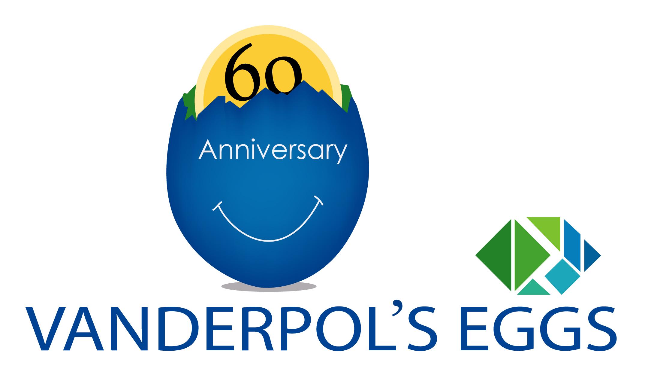 Logo Design by V Anil Yadavv - Entry No. 28 in the Logo Design Contest Unique Logo Design Wanted for Vanderpols Eggs Ltd.