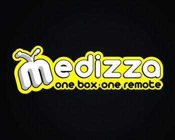 Logo Design by YOiBE1 - Entry No. 98 in the Logo Design Contest Medizza.