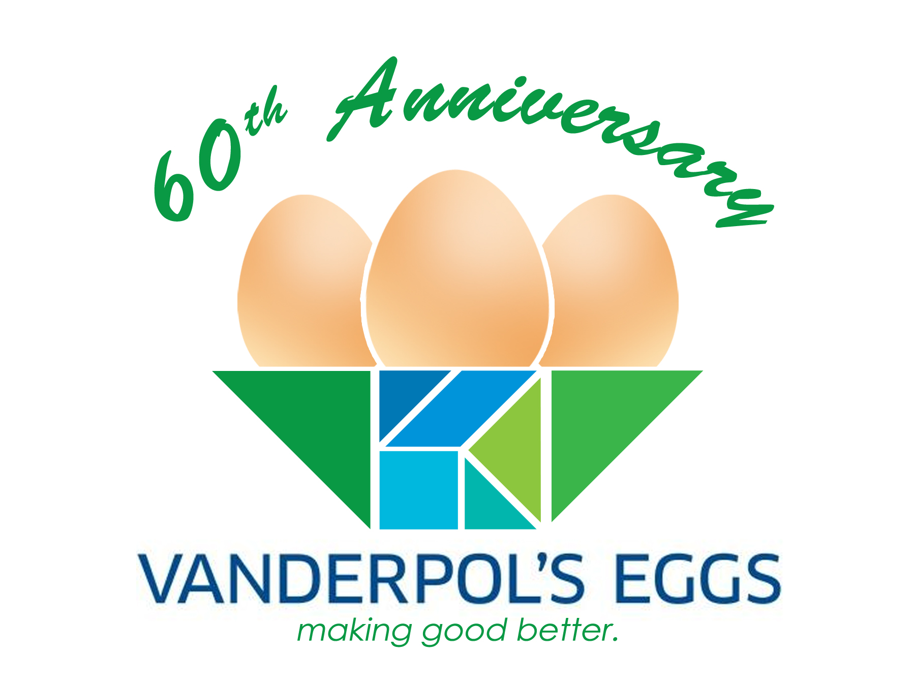 Logo Design by Private User - Entry No. 32 in the Logo Design Contest Unique Logo Design Wanted for Vanderpols Eggs Ltd.