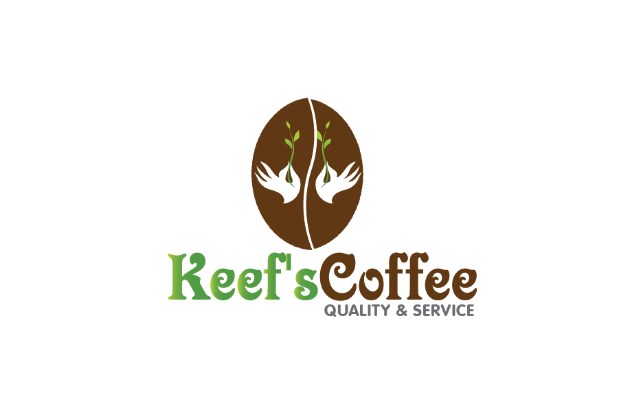 Logo Design by Private User - Entry No. 63 in the Logo Design Contest Keef's coffee Logo Design.