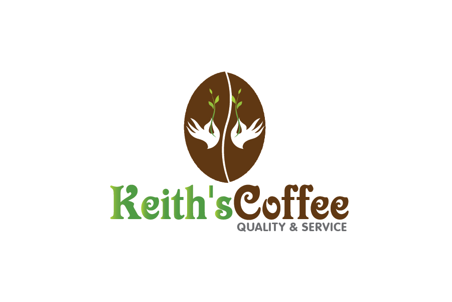 Logo Design by Private User - Entry No. 64 in the Logo Design Contest Keef's coffee Logo Design.