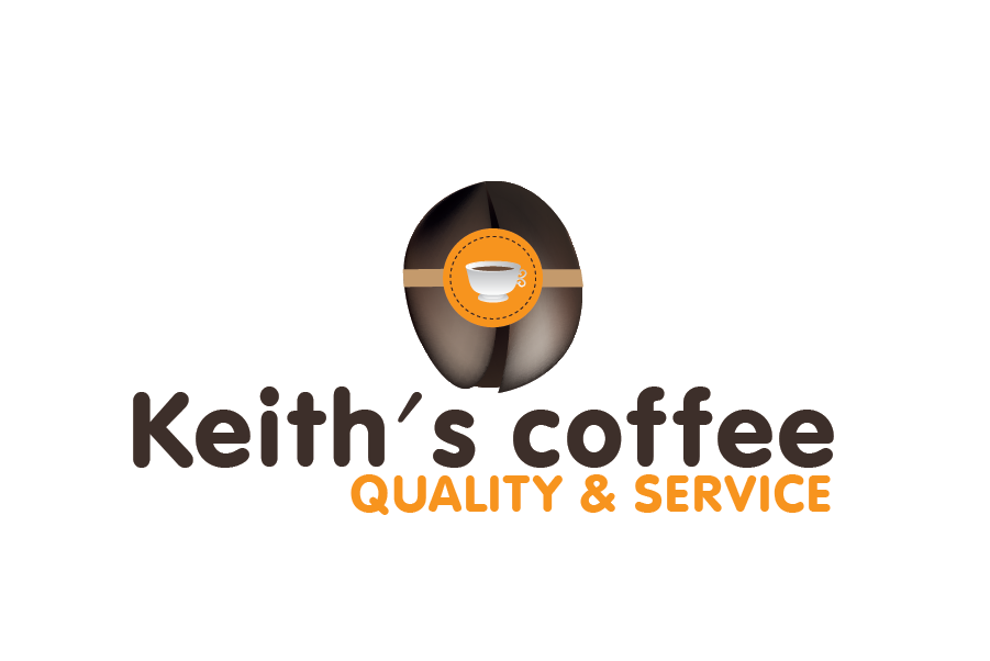 Logo Design by Private User - Entry No. 65 in the Logo Design Contest Keef's coffee Logo Design.