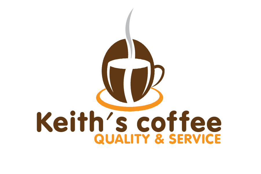 Logo Design by Private User - Entry No. 66 in the Logo Design Contest Keef's coffee Logo Design.