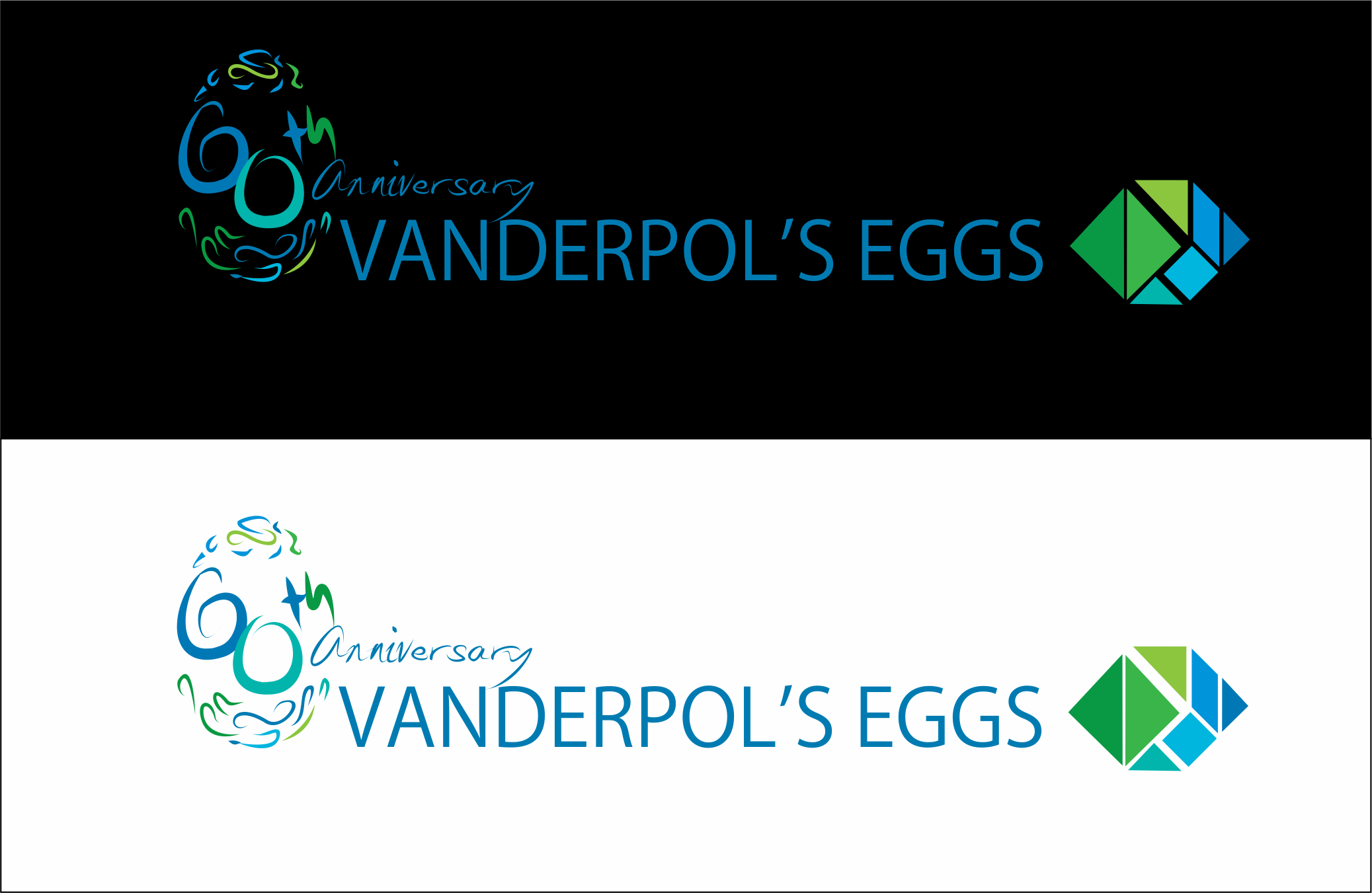 Logo Design by Private User - Entry No. 38 in the Logo Design Contest Unique Logo Design Wanted for Vanderpols Eggs Ltd.