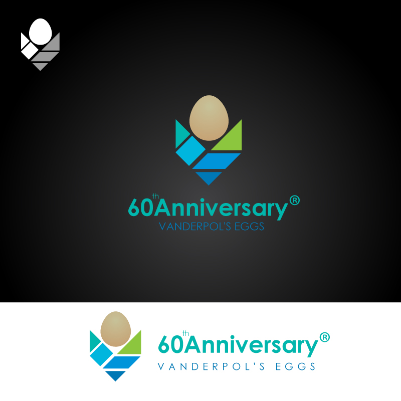 Logo Design by Gouranga Deuri - Entry No. 40 in the Logo Design Contest Unique Logo Design Wanted for Vanderpols Eggs Ltd.