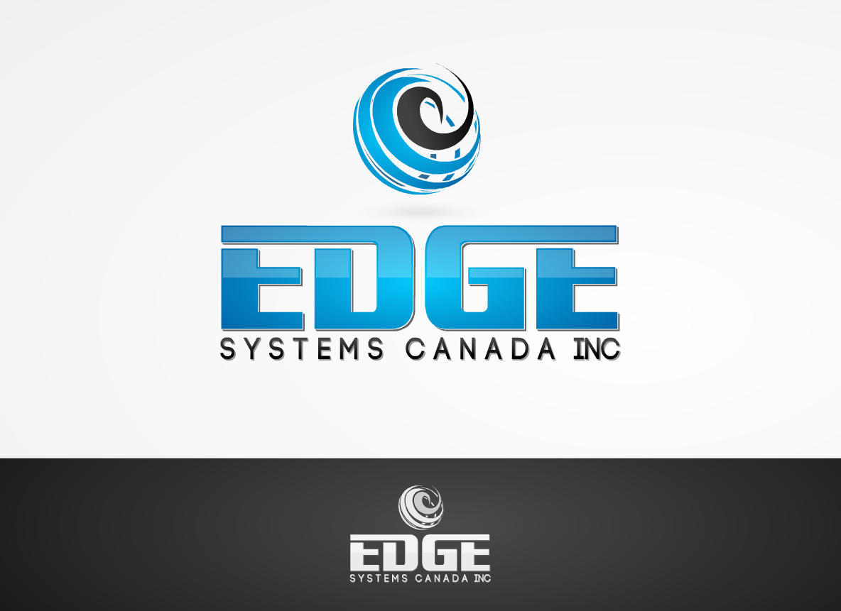 Logo Design by Marcky Halsky - Entry No. 39 in the Logo Design Contest New Logo Design for Edge Systems Canada Inc.