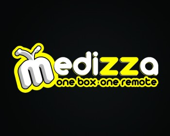 Logo Design by YOiBE1 - Entry No. 99 in the Logo Design Contest Medizza.