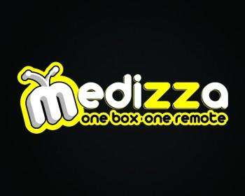 Logo Design by YOiBE1 - Entry No. 99 in the Logo Design Contest Medizza.