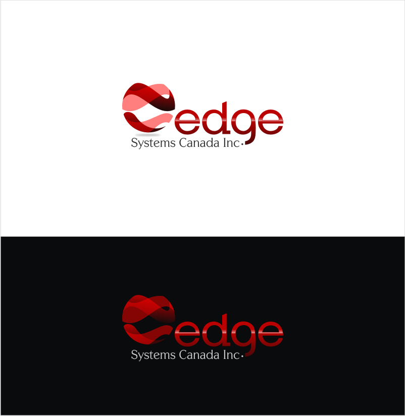 Logo Design by Private User - Entry No. 41 in the Logo Design Contest New Logo Design for Edge Systems Canada Inc.