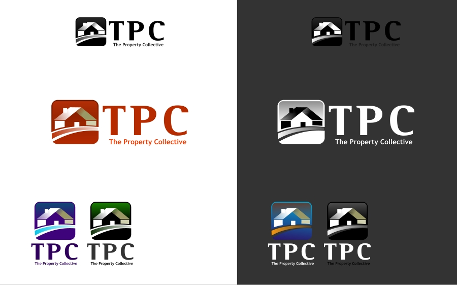 Logo Design by Private User - Entry No. 119 in the Logo Design Contest Unique Logo Design Wanted for TPC.