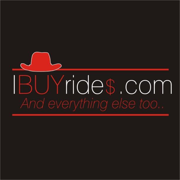 Logo Design by artist23 - Entry No. 20 in the Logo Design Contest IBuyRides.com needs a Cool Country Funny Cartoony Logo.