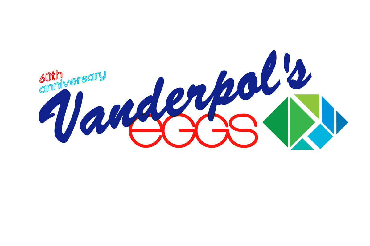 Logo Design by Private User - Entry No. 42 in the Logo Design Contest Unique Logo Design Wanted for Vanderpols Eggs Ltd.