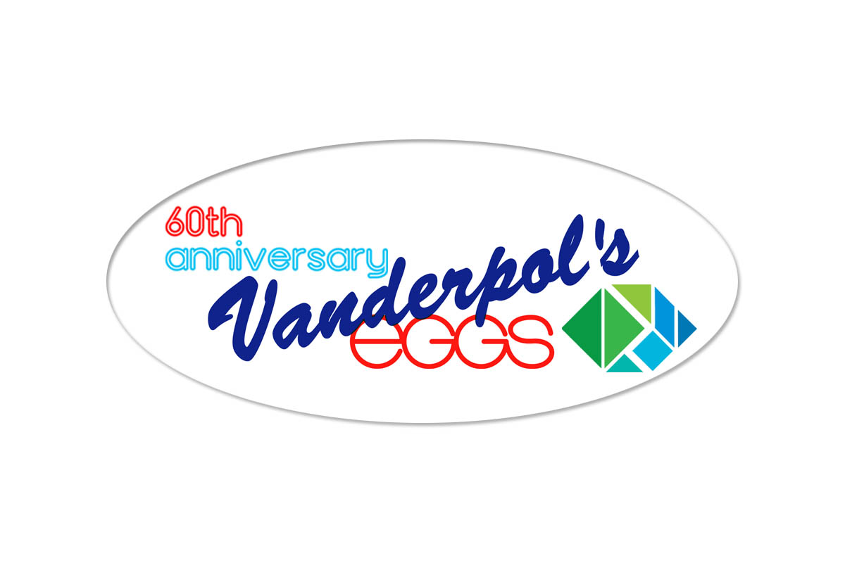 Logo Design by Private User - Entry No. 43 in the Logo Design Contest Unique Logo Design Wanted for Vanderpols Eggs Ltd.