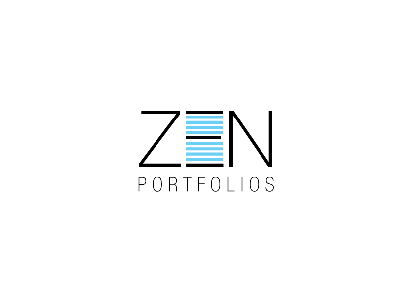 Logo Design by Severiano Fernandes - Entry No. 159 in the Logo Design Contest New Logo Design for ZEN Portfolios.