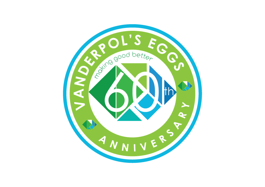 Logo Design by Severiano Fernandes - Entry No. 51 in the Logo Design Contest Unique Logo Design Wanted for Vanderpols Eggs Ltd.