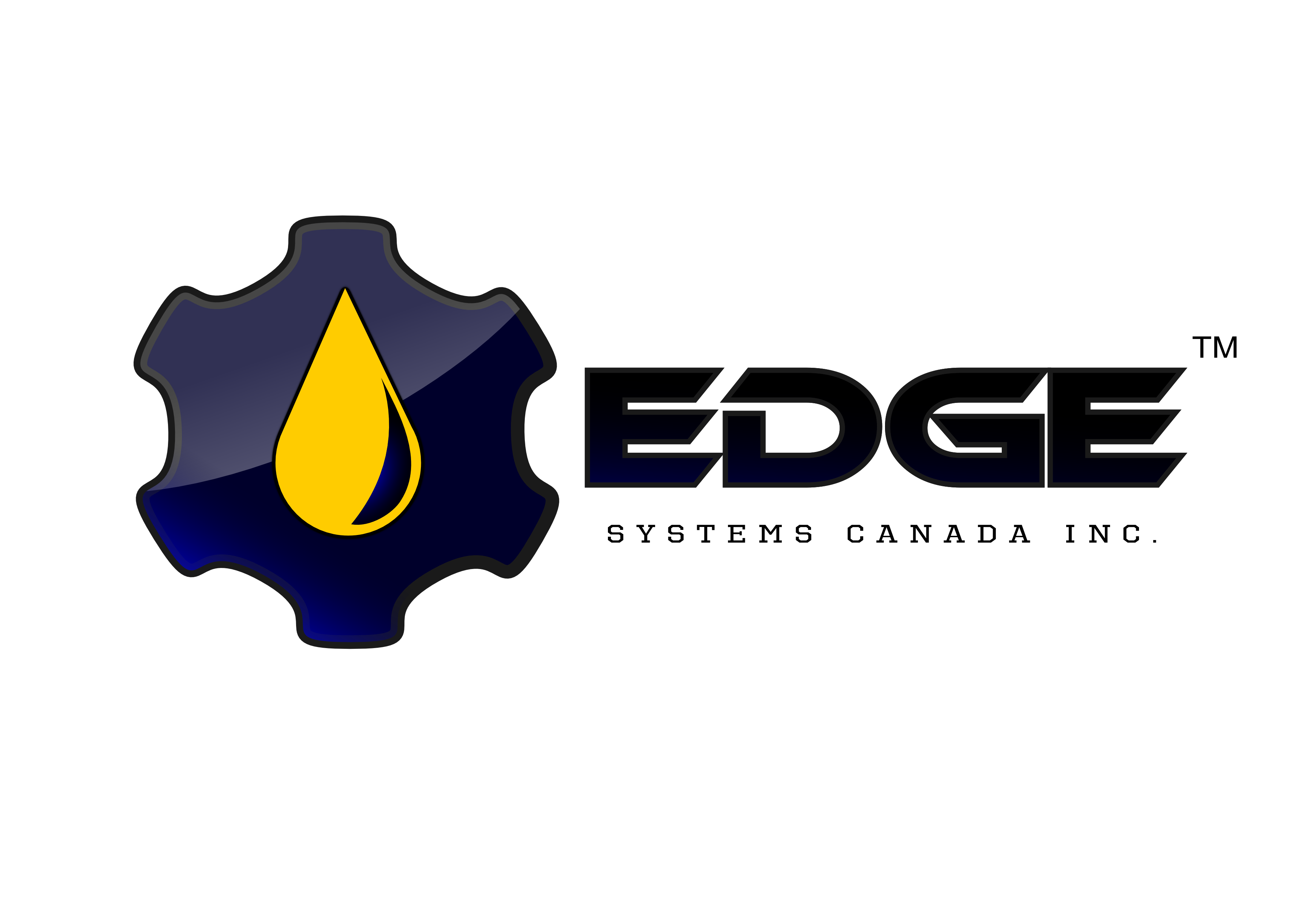 Logo Design by whoosef - Entry No. 46 in the Logo Design Contest New Logo Design for Edge Systems Canada Inc.