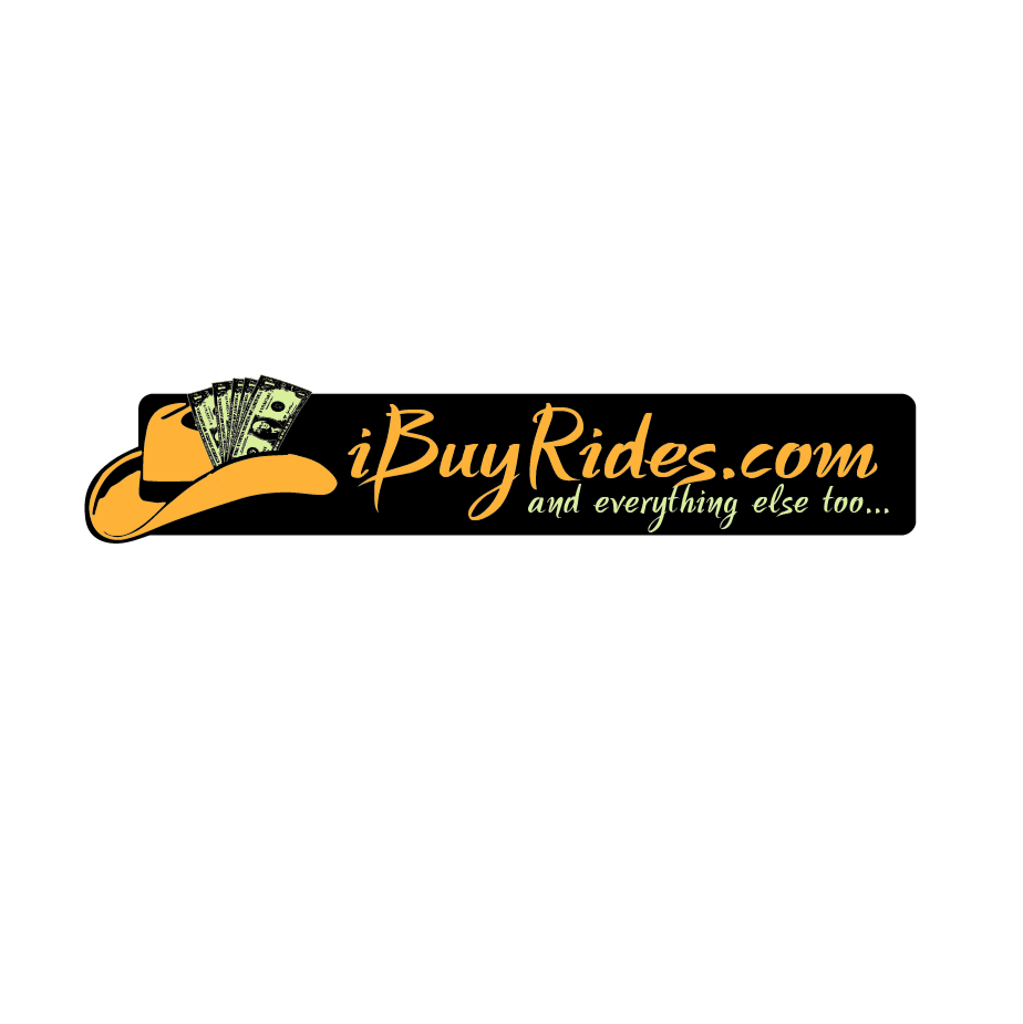 Logo Design by limix - Entry No. 23 in the Logo Design Contest IBuyRides.com needs a Cool Country Funny Cartoony Logo.