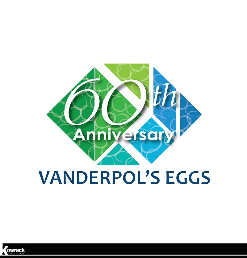 Logo Design by kowreck - Entry No. 59 in the Logo Design Contest Unique Logo Design Wanted for Vanderpols Eggs Ltd.