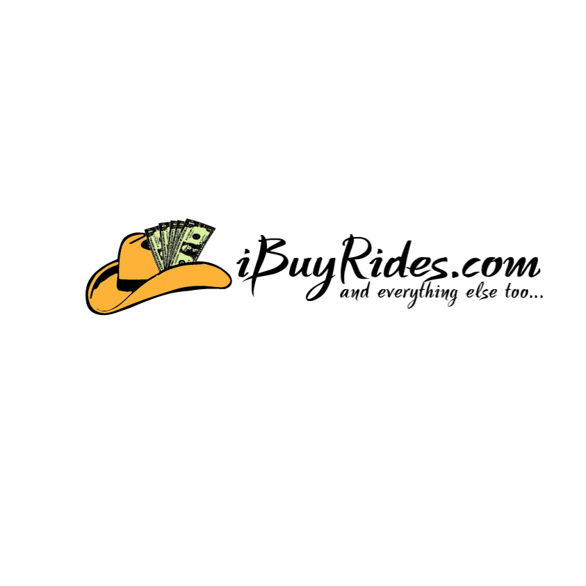 Logo Design by limix - Entry No. 24 in the Logo Design Contest IBuyRides.com needs a Cool Country Funny Cartoony Logo.