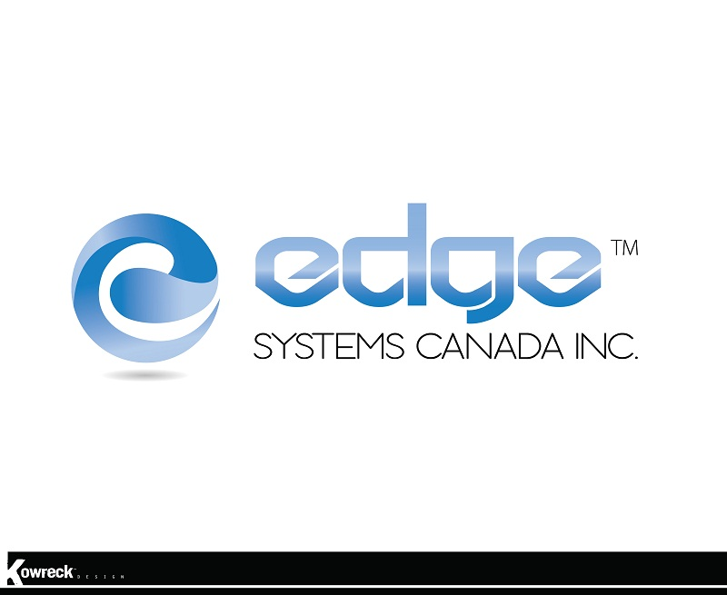 Logo Design by kowreck - Entry No. 57 in the Logo Design Contest New Logo Design for Edge Systems Canada Inc.