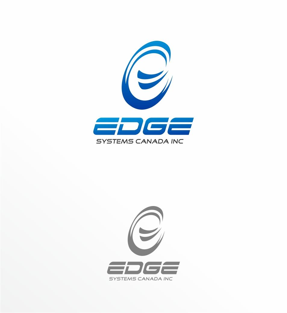 Logo Design by haidu - Entry No. 58 in the Logo Design Contest New Logo Design for Edge Systems Canada Inc.