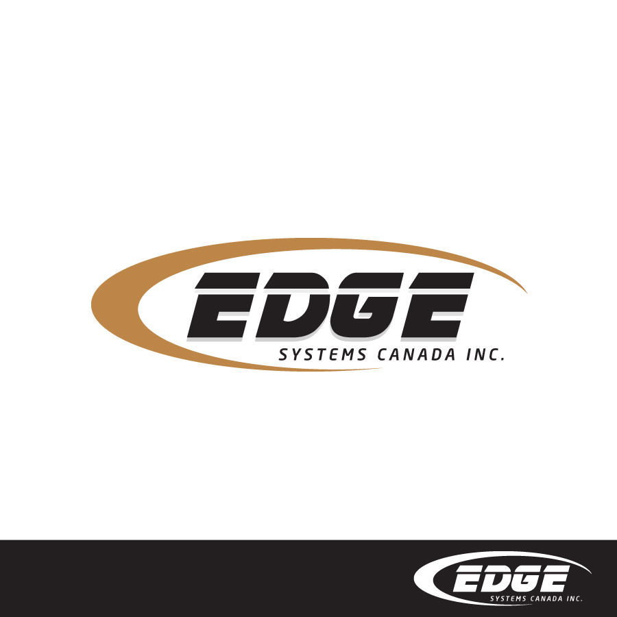 Logo Design by Edward Goodwin - Entry No. 59 in the Logo Design Contest New Logo Design for Edge Systems Canada Inc.
