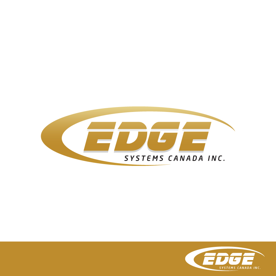 Logo Design by Edward Goodwin - Entry No. 60 in the Logo Design Contest New Logo Design for Edge Systems Canada Inc.