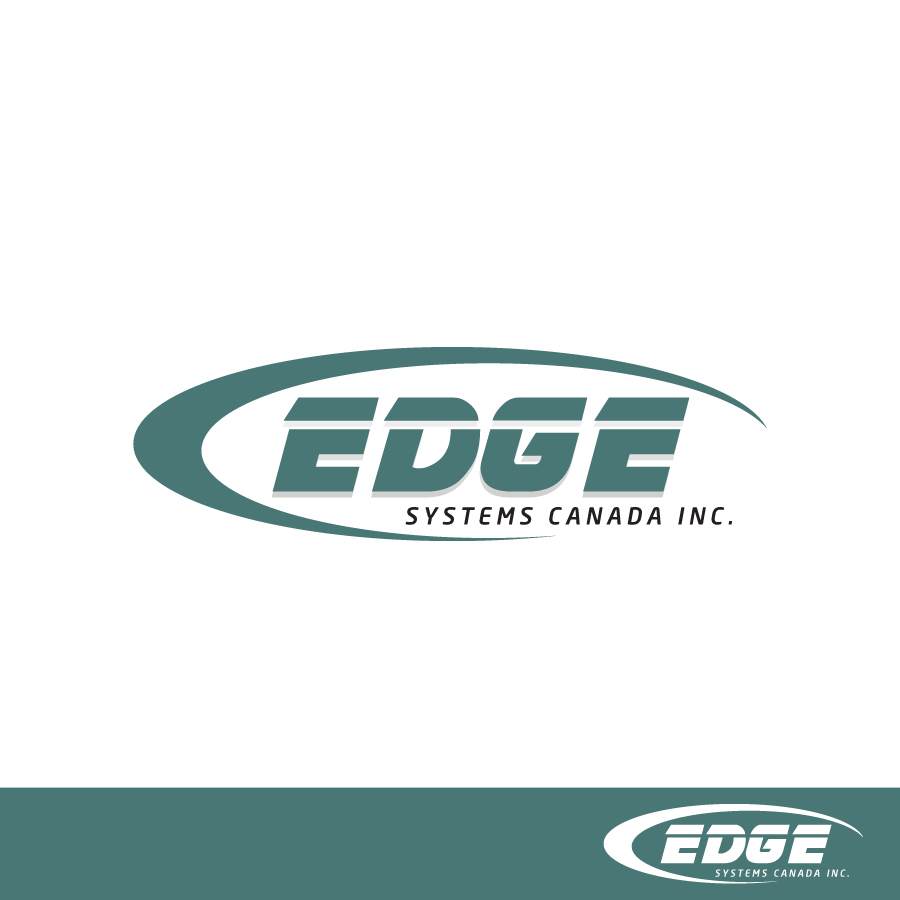 Logo Design by Edward Goodwin - Entry No. 61 in the Logo Design Contest New Logo Design for Edge Systems Canada Inc.