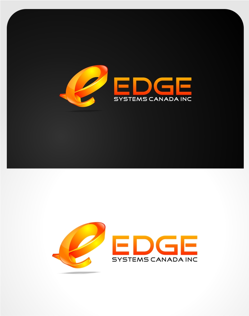 Logo Design by haidu - Entry No. 63 in the Logo Design Contest New Logo Design for Edge Systems Canada Inc.