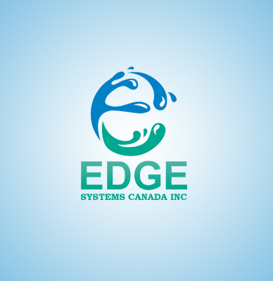 Logo Design by Kathy Harris - Entry No. 65 in the Logo Design Contest New Logo Design for Edge Systems Canada Inc.