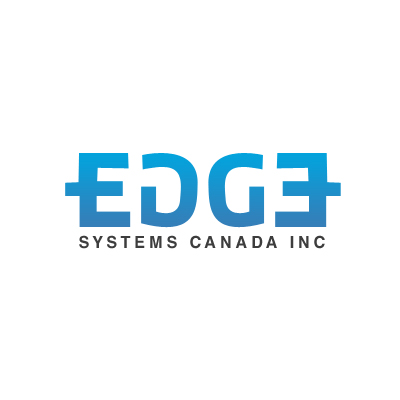 Logo Design by Kathy Harris - Entry No. 66 in the Logo Design Contest New Logo Design for Edge Systems Canada Inc.
