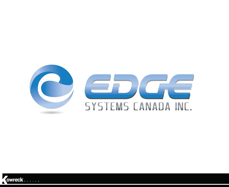 Logo Design by kowreck - Entry No. 68 in the Logo Design Contest New Logo Design for Edge Systems Canada Inc.