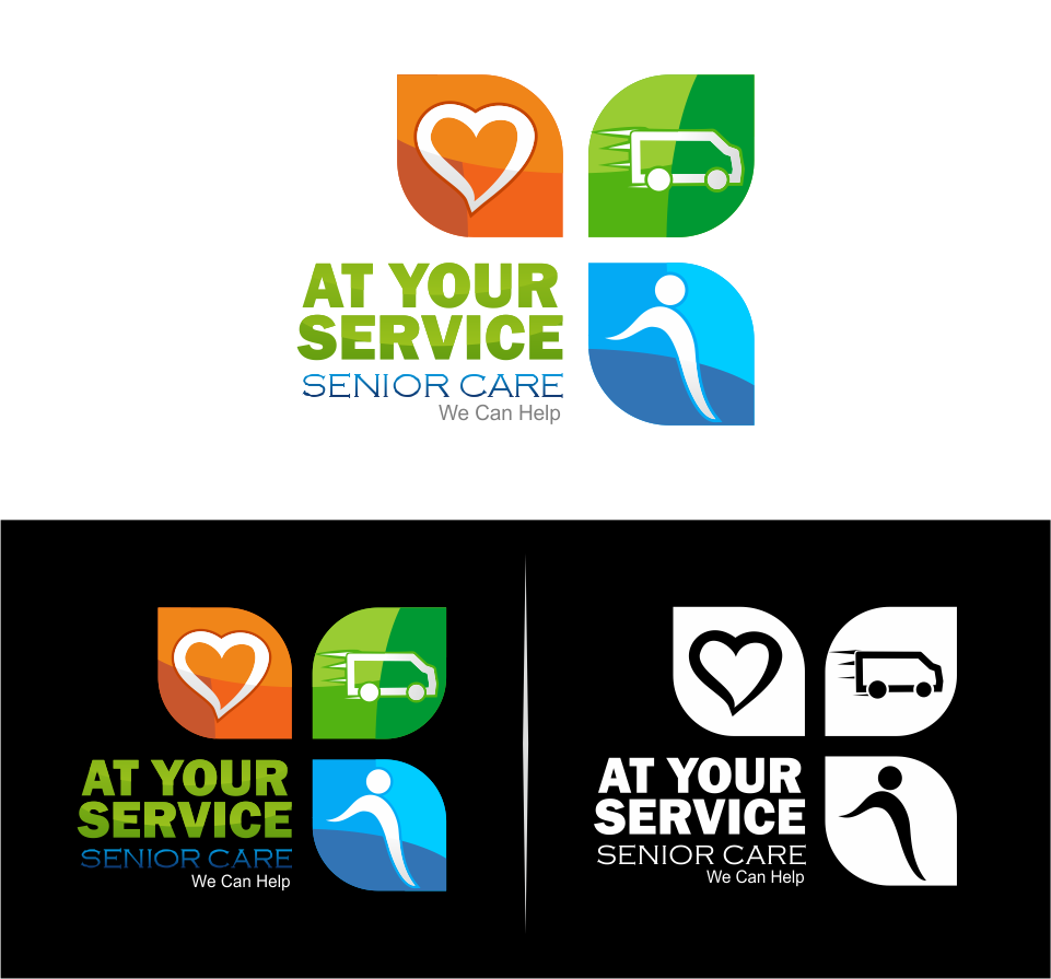 Logo Design by Mitchnick Sunardi - Entry No. 89 in the Logo Design Contest Care To Go Services.