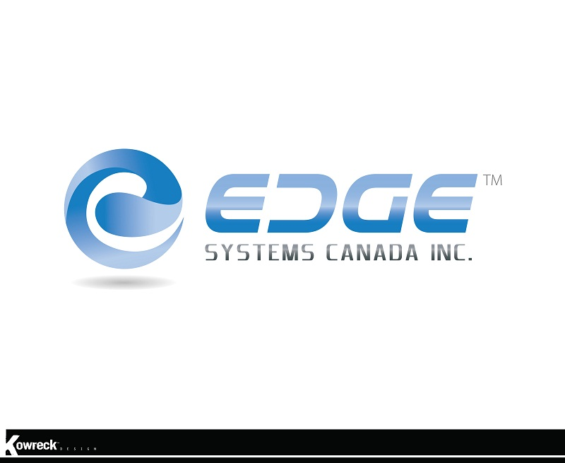 Logo Design by kowreck - Entry No. 70 in the Logo Design Contest New Logo Design for Edge Systems Canada Inc.