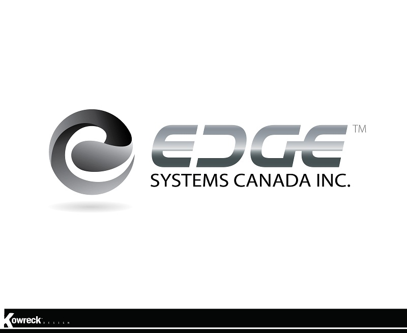 Logo Design by kowreck - Entry No. 71 in the Logo Design Contest New Logo Design for Edge Systems Canada Inc.