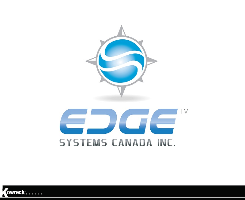 Logo Design by kowreck - Entry No. 72 in the Logo Design Contest New Logo Design for Edge Systems Canada Inc.