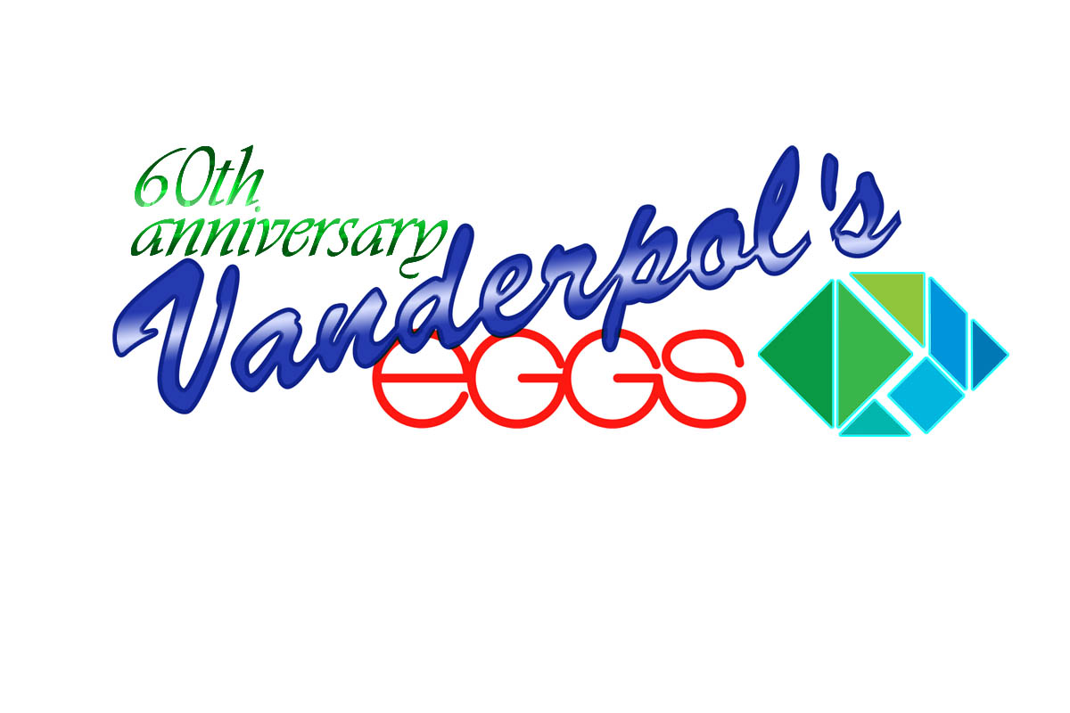 Logo Design by Private User - Entry No. 67 in the Logo Design Contest Unique Logo Design Wanted for Vanderpols Eggs Ltd.